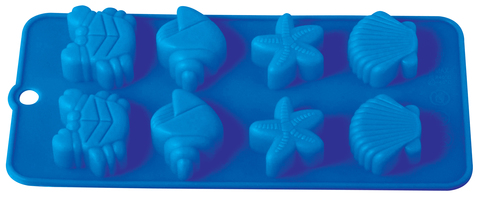 Форма для льда «Подводный мир» 93-SI-FO-16.6