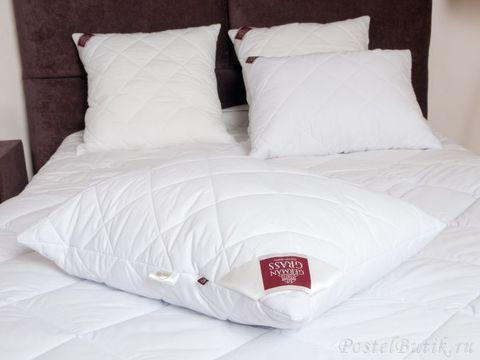 Элитная подушка антиаллергенная 95C от German Grass