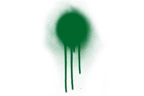 029 Краска Game Air Бледный зеленый (Sick green) укрывистый, 17мл