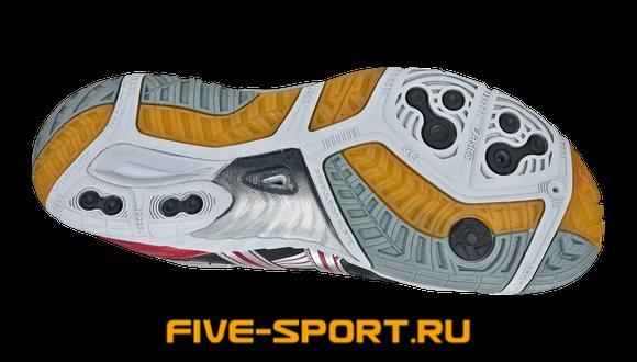 Asics Gel-Sensei 4 волейбольные интернет магазин five-sport.ru