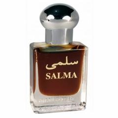 Духи натуральные масляные SALMA / Сальма / унисекс / 15мл / ОАЭ/Al Haramain