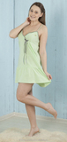 Хлопковая ночная сорочка Rebecca & Bros