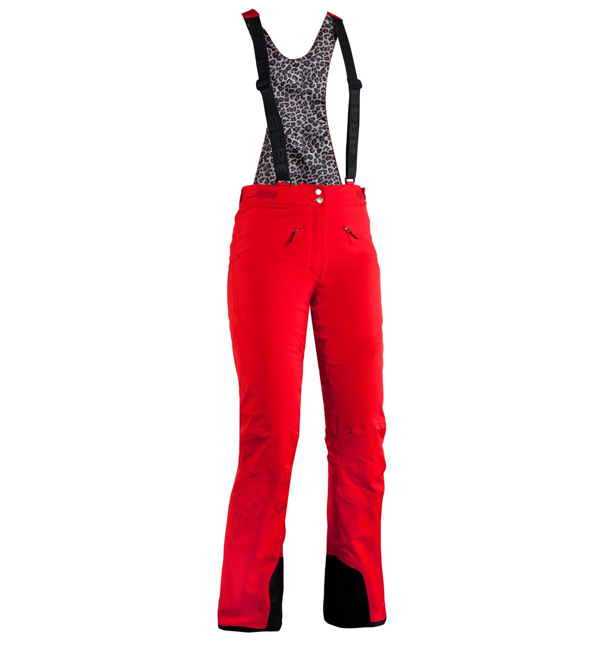 Женские горнолыжные брюки 8848 Altitude Poppy Red (668603)