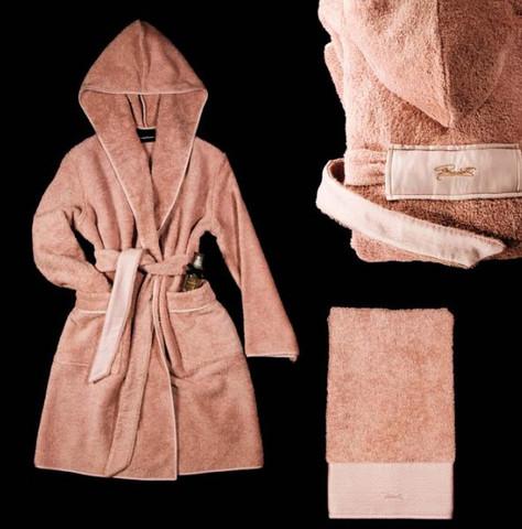 Набор полотенец 2 шт Cesare Paciotti Diva розовый