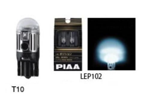 Светодиодные лампы PIAA T10/W5W LEP102 (6000К)