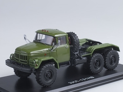 ZIL-131NV tractor unit khaki 1:43 Start Scale Models (SSM)