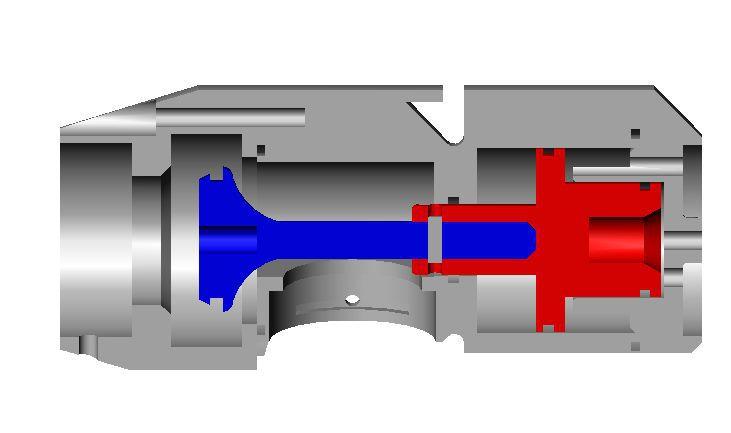 Устройство Synapse blow off valve