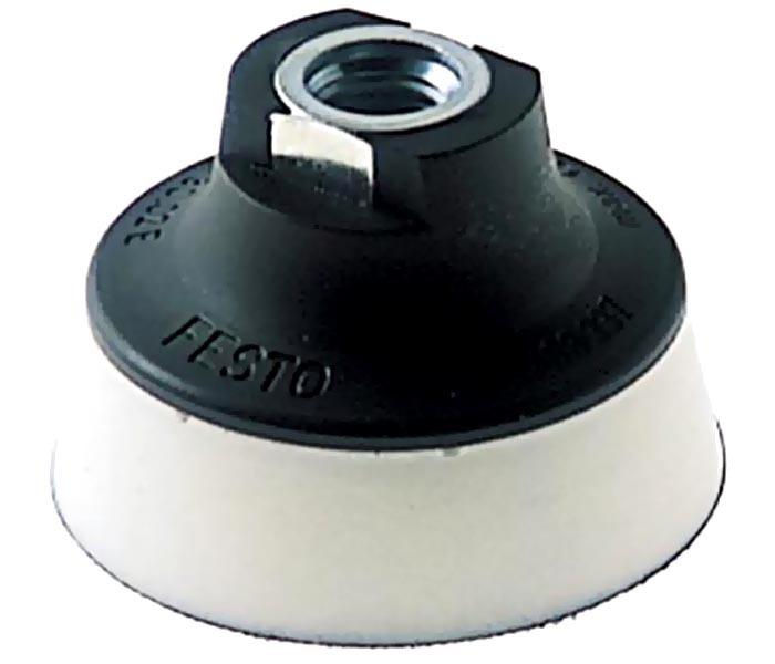 Тарелка полировальная PT-STF-D80-M14 Festool 488337