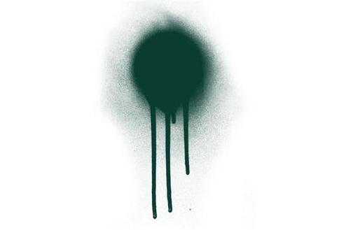 028 Краска Game Air Темный зеленый (Dark green) укрывистый, 17мл