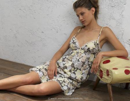 Женская сорочка Rebecca & Bros