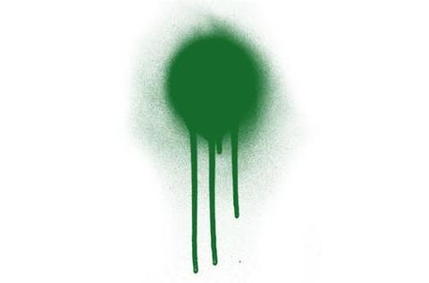 030 Краска Game Air Зеленый гоблин (Goblin green) укрывистый, 17мл