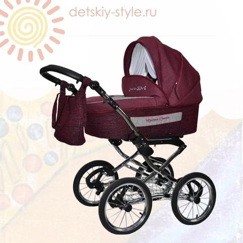 """Коляска Stroller B&E """"Maxima Classic"""" 2в1"""