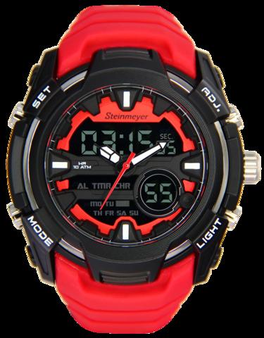 Купить Наручные часы Steinmeyer S 182.15.35 по доступной цене