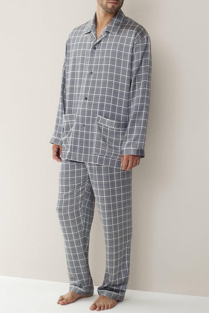 Шелковая мужская пижама Zimmerli (Домашние костюмы и пижамы)