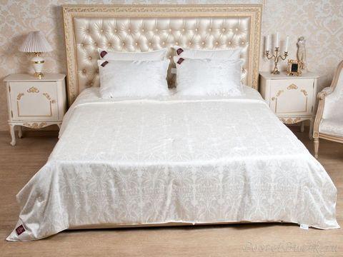 Элитное одеяло шелковое всесезонное 200х220 Fly Silk от German Grass