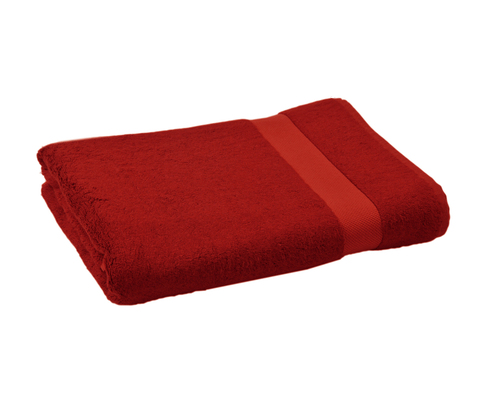 Полотенце 40х30 Hamam Waterside красное