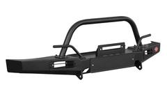 Передний силовой бампер OJ съёмная трапециевидная дуга, доп. оборудование