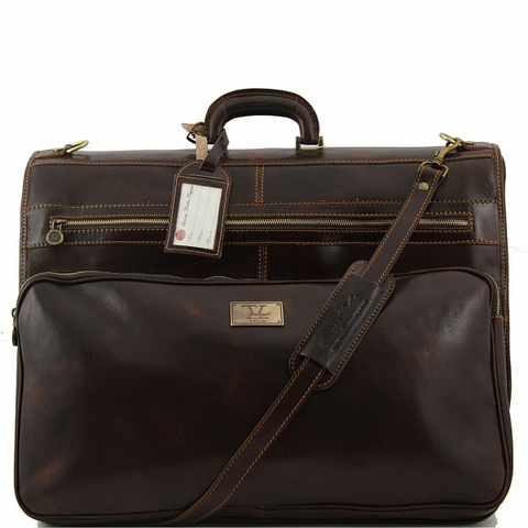 Tuscany Leather Papeete - Derk Brown TL3056
