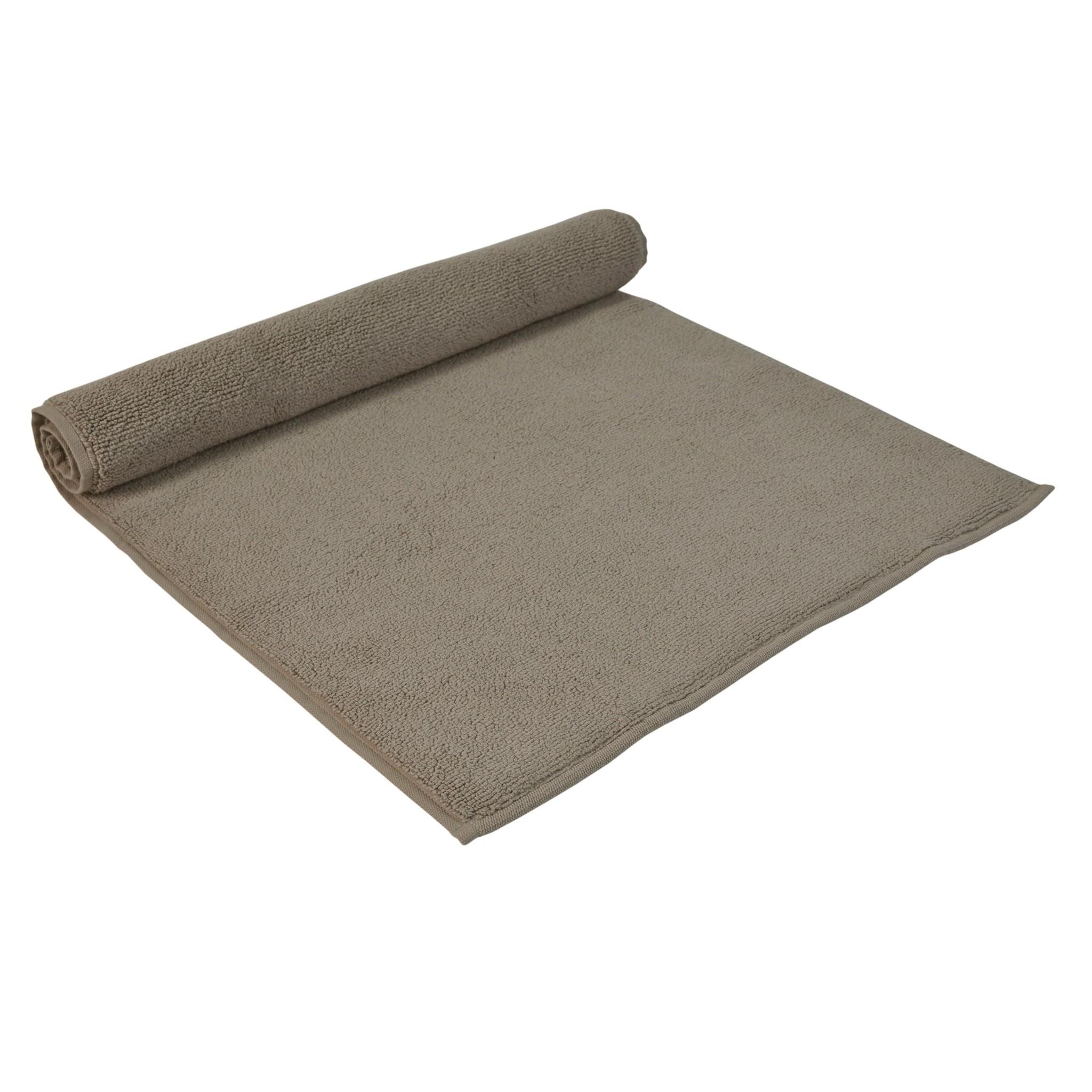 Элитный коврик для ванной Chicago светло-коричневый от Casual Avenue
