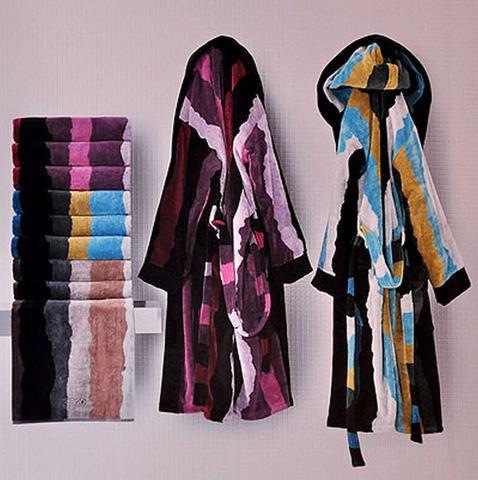 Элитный халат велюровый Vague от Emanuel Ungaro