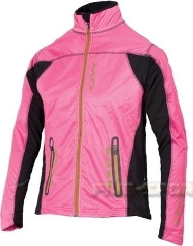 Лыжная Куртка One Way Catama розовая
