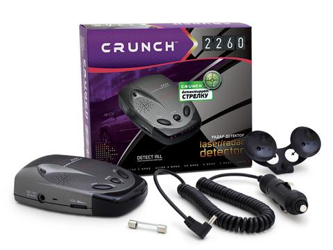 Антирадар Crunch 2260 (Антистрелка)