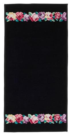 Полотенце 37x50 Feiler Chloe schwarz 10 schwarz
