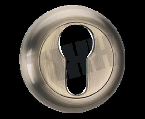 Фурнитура - Накладка На Цилиндр  TIXX ЕТ 04, цвет бронза античная
