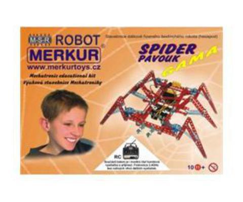 Merkur М-0036 Металлический конструктор ROBOT-Паук