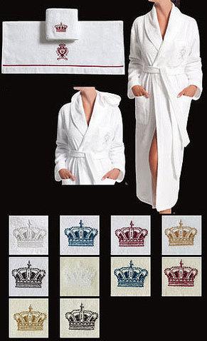 Полотенце 100х150 Cesare Paciotti Lord Byron белое