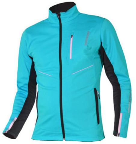 Лыжная куртка Noname Activation 15 Turquoise женская