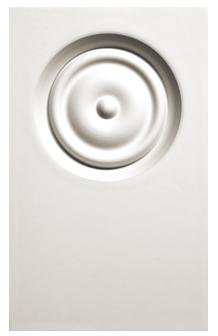 William Howard блок-плинтус из МДФ B1 Plinth Block B1PB-10525205, интернет магазин Волео