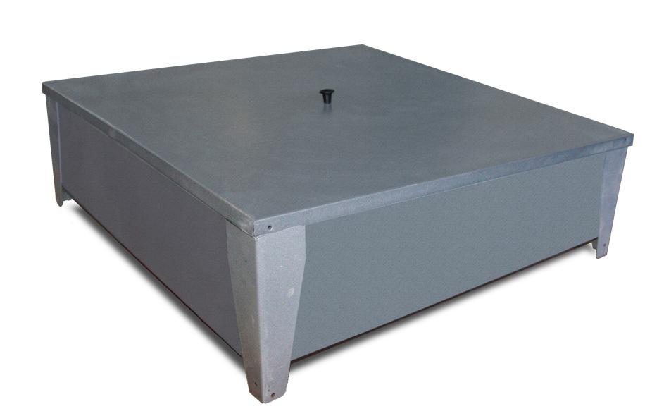 Бак для душа Электромаш без ЭВН, 128 литров.