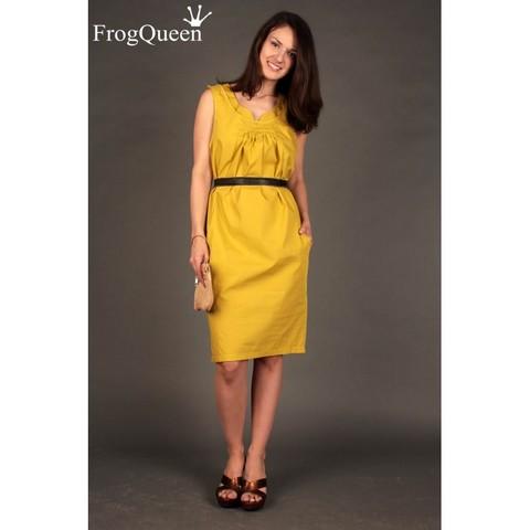 Платье для беременных и кормящих Карамель Топаз
