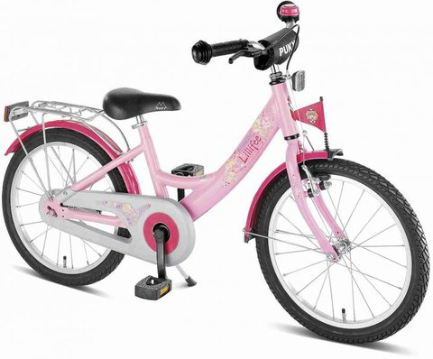 Puky ZL 18 розовый