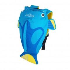Тропическая рыба: детский рюкзак для бассейна Trunki
