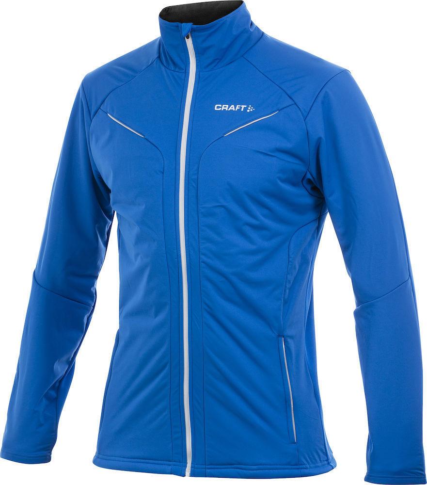 Мужская лыжная куртка Craft Storm Blue (194653-1336)