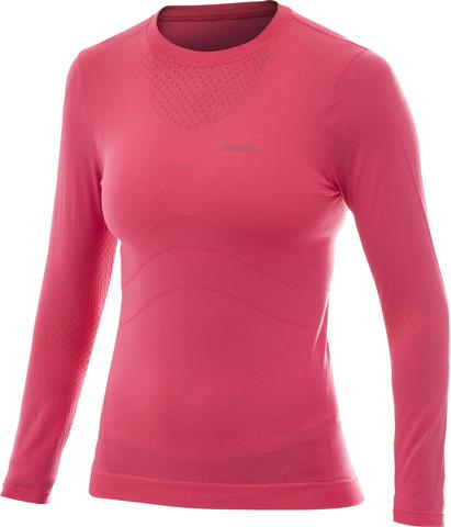 Рубашка Craft Cool Seamless женская розовая