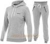 Костюм спортивный женсий Craft In The Zone hood grey для бега