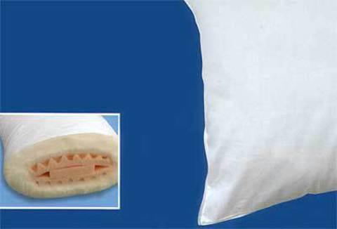Элитная подушка анатомическая от Caleffi