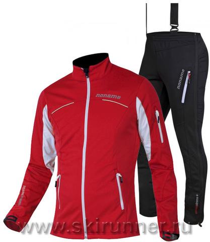 Лыжный костюм Noname Flow in Motion 15 Red