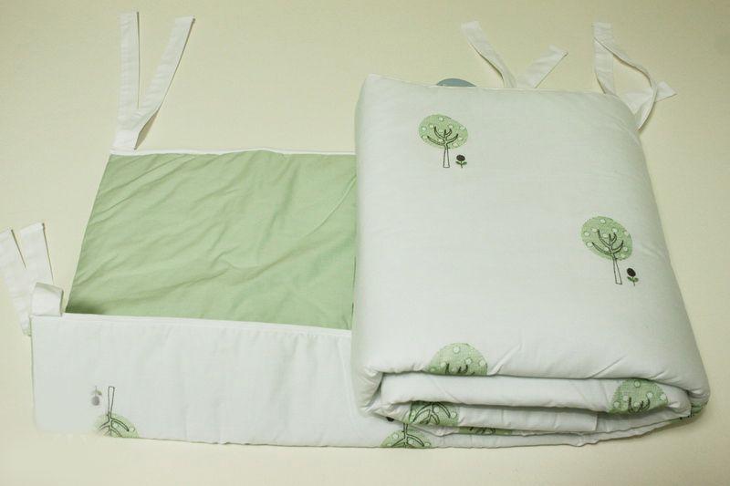 Бамперы для детских кроваток Бампер для детской кроватки 195х45 Bovi Деревья bamper-dlya-detskoy-krovatki-derevya-bovi-portugaliya.jpg