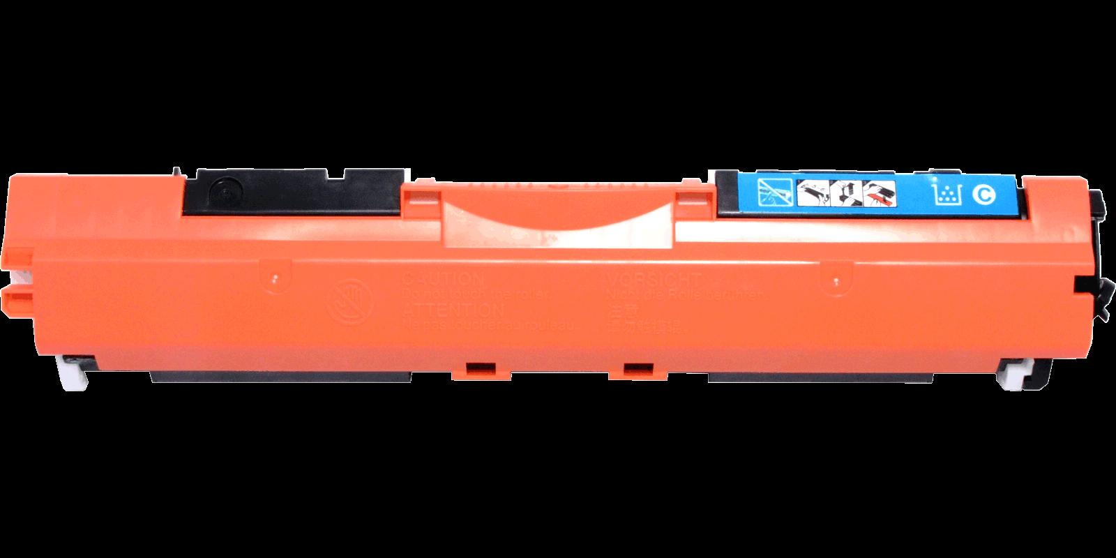 ULTRA №126A CE311A/Cartridge 729C, голубой (cyan), для HP/Canon, до 1000 стр.