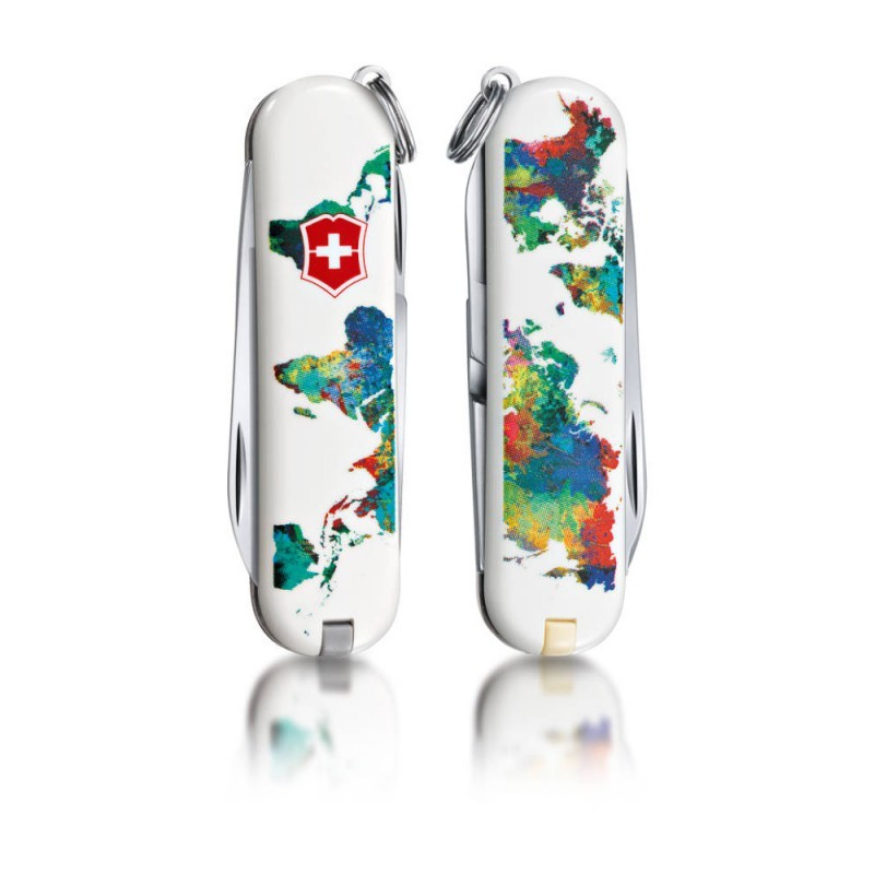 "Victorinox Classic ""The Word - My Home"" (0.6223.L1303)"