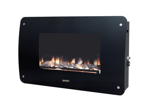 Газовый камин H5 Wall 4 LCD S 7 kw (MIRA HEATING)