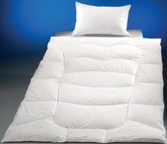 Элитное одеяло пуховое всесезонное 200х200 Body-Line от Brinkhaus