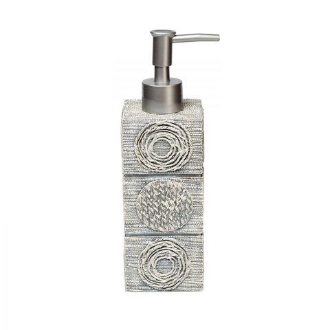 Дозатор для жидкого мыла Galaxy Silver от Avanti