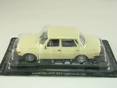 Wartburg 353 Limousine beige 1:43 DeAgostini Auto Legends USSR #156
