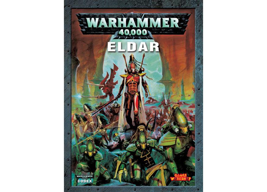 Codex: Eldar (5 редакция)