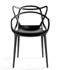 стул The Masters chair by Philippe Starck design ( kartell ) - черный